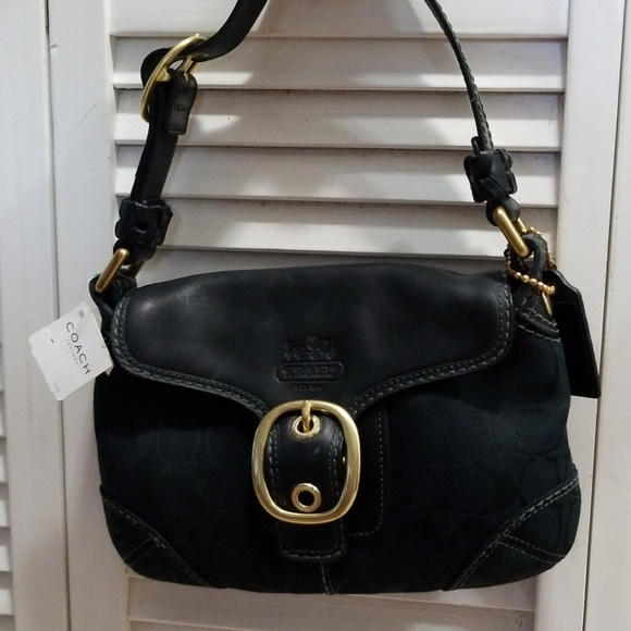Coach bag small authentic new 2 day sale c21a2845a517d